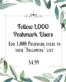 follow1000